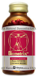 Biometrix Multivitaminas 100 Capsulas