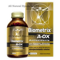 Biometrix A-OX Multivitaminas 60 Capsulas