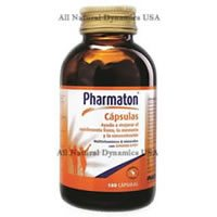 Pharmaton Vitaminas